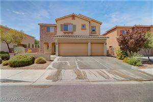 Photo of 693 SUGUARO BLUFFS Street, Henderson, NV 89104 (MLS # 2126692)