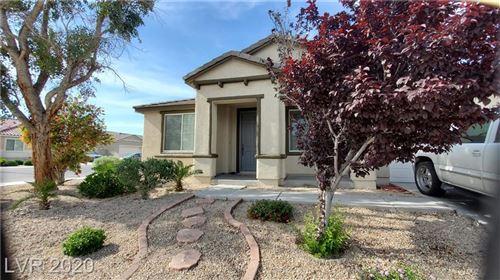 Photo of 2132 EL CAMPO GRANDE Avenue, North Las Vegas, NV 89031 (MLS # 2165692)