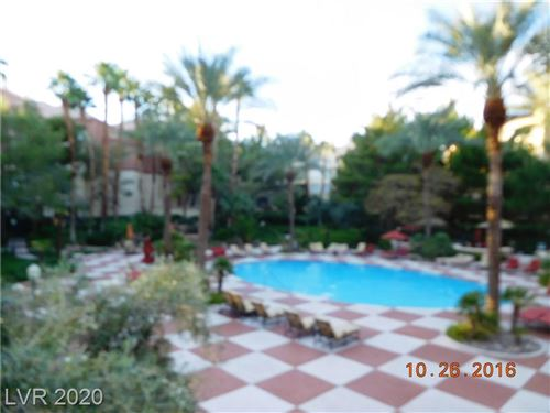 Photo of 210 East FLAMINGO Road #131, Las Vegas, NV 89169 (MLS # 2242692)