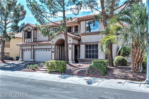 Photo of 8713 Castle Hill Avenue, Las Vegas, NV 89129 (MLS # 2300692)