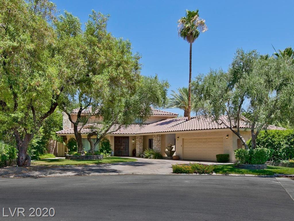 Photo for 2300 Wimbledon Drive, Las Vegas, NV 89107 (MLS # 2208692)