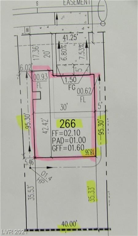 Photo of 3827 Antilia Avenue #Lot 266, North Las Vegas, NV 89084 (MLS # 2332692)