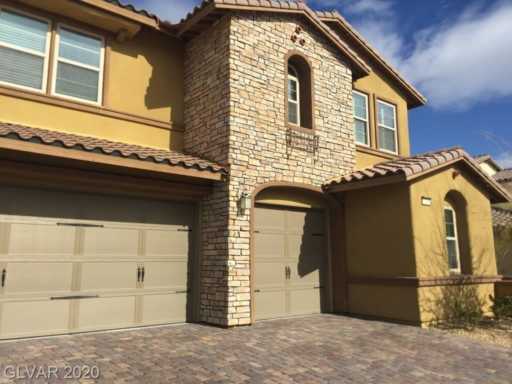 Photo of 12284 LOST TREASURE Avenue, Las Vegas, NV 89138 (MLS # 2161693)