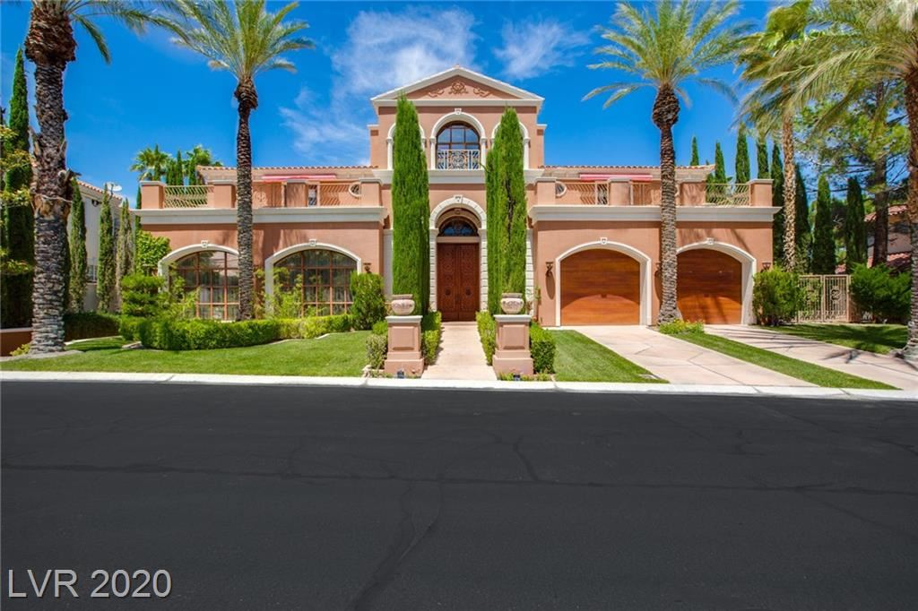 Photo of 8608 Scarsdale Drive, Las Vegas, NV 89117 (MLS # 2193693)