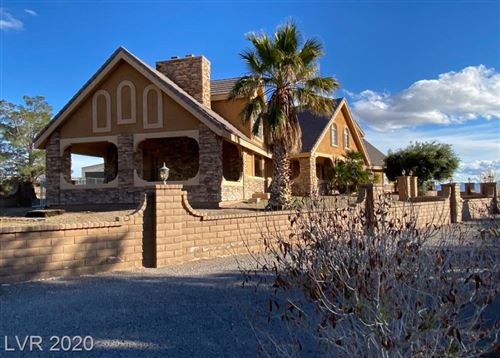 Photo of 1505 Mendota, Boulder City, NV 89005 (MLS # 2180694)