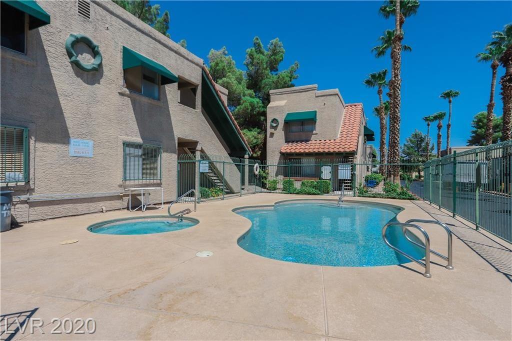 Photo of 6750 Del Rey Avenue #214, Las Vegas, NV 89146 (MLS # 2219694)