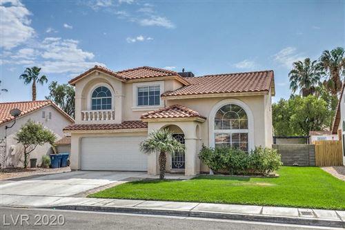 Photo of 1675 Silver Glen Avenue, Las Vegas, NV 89123 (MLS # 2232695)
