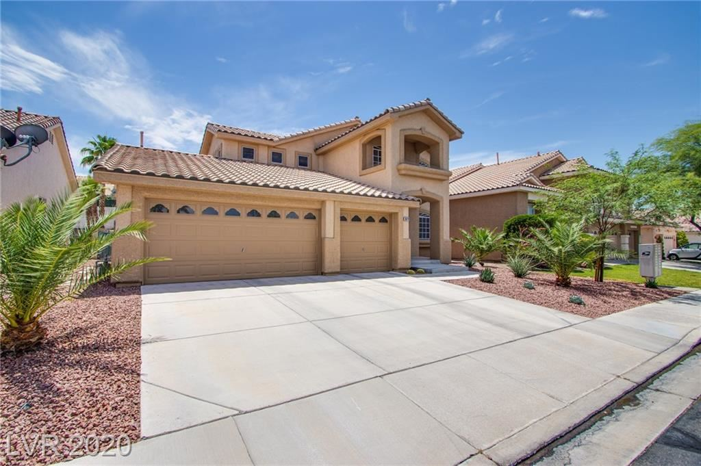 Photo of 3079 Paseo Mountain, Henderson, NV 89052 (MLS # 2204695)