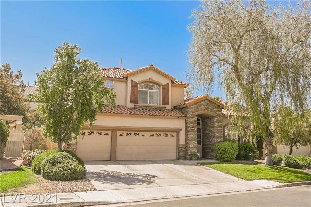 Photo of 2125 Mooreview Street, Henderson, NV 89012 (MLS # 2285696)