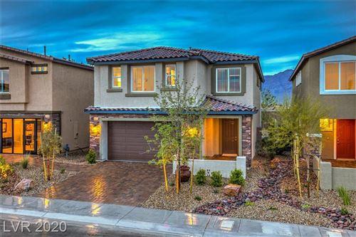 Photo of 4504 METEORA LEDGE AVE Street #351, North Las Vegas, NV 89084 (MLS # 2187697)