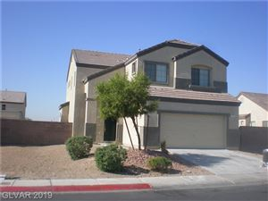 Photo of 121 TAINTED BERRY Avenue, North Las Vegas, NV 89031 (MLS # 2136698)
