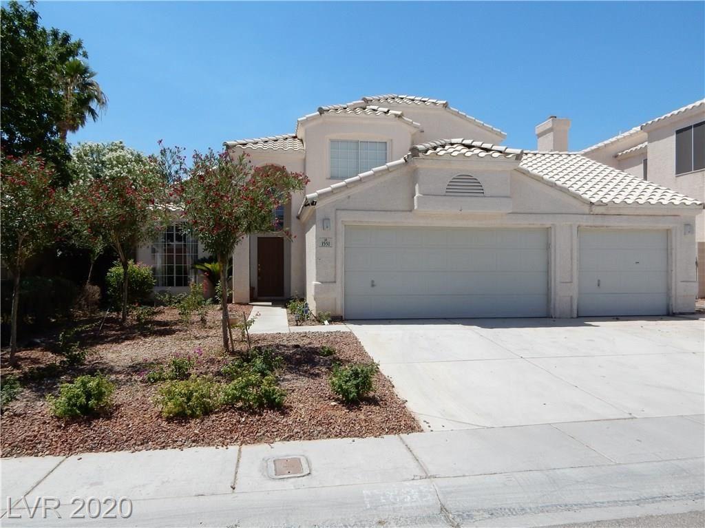 Photo of 1551 Mesa Blanca Way, North Las Vegas, NV 89031 (MLS # 2209698)