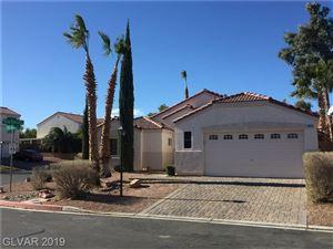 Photo of 8025 VILLA ROSARITO Street, Las Vegas, NV 89131 (MLS # 2078699)