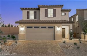 Photo of 1022 HUCKBURN Avenue #lot 10, Henderson, NV 89015 (MLS # 2147699)