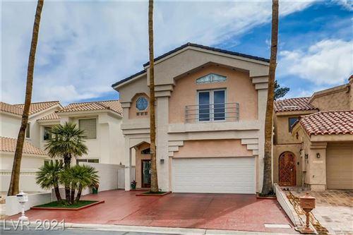 Photo of 2851 Queens Courtyard Drive, Las Vegas, NV 89109 (MLS # 2276699)