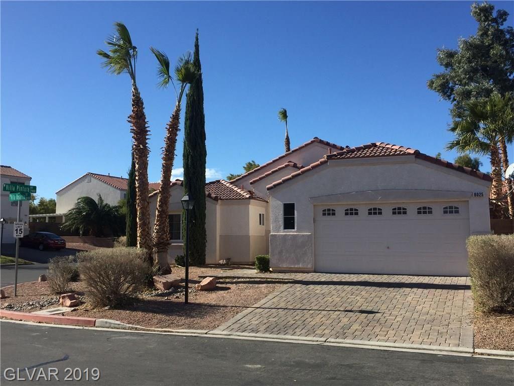 8025 VILLA ROSARITO Street, Las Vegas, NV 89131 - MLS#: 2078699