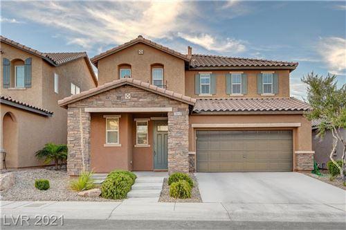 Photo of 7012 Glencoe Harbor Avenue, Las Vegas, NV 89179 (MLS # 2303700)