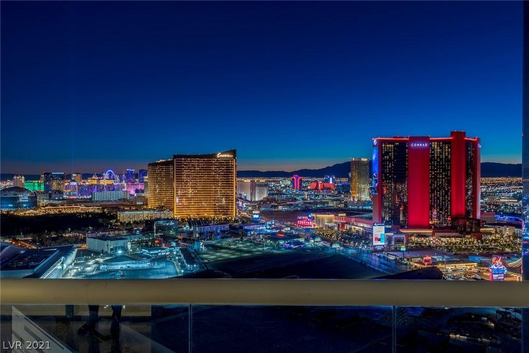 Photo of 2747 Paradise Road #PH3801, Las Vegas, NV 89109 (MLS # 2331700)
