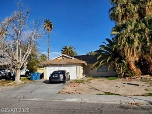 Photo of 2216 PALORA Avenue, Las Vegas, NV 89169 (MLS # 2158702)