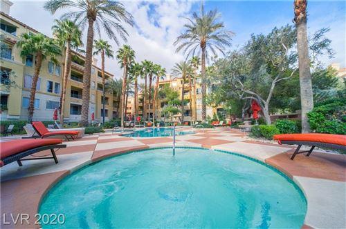 Photo of 210 East FLAMINGO Road #109, Las Vegas, NV 89169 (MLS # 2214703)
