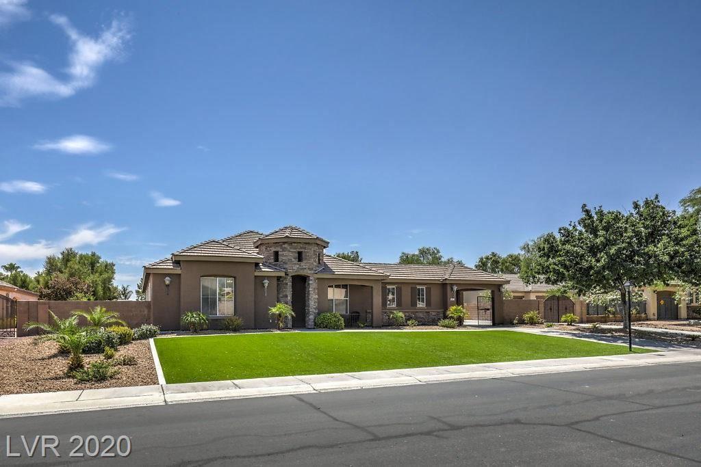 Photo of 5851 Pristine Falls Avenue, Las Vegas, NV 89131 (MLS # 2220703)