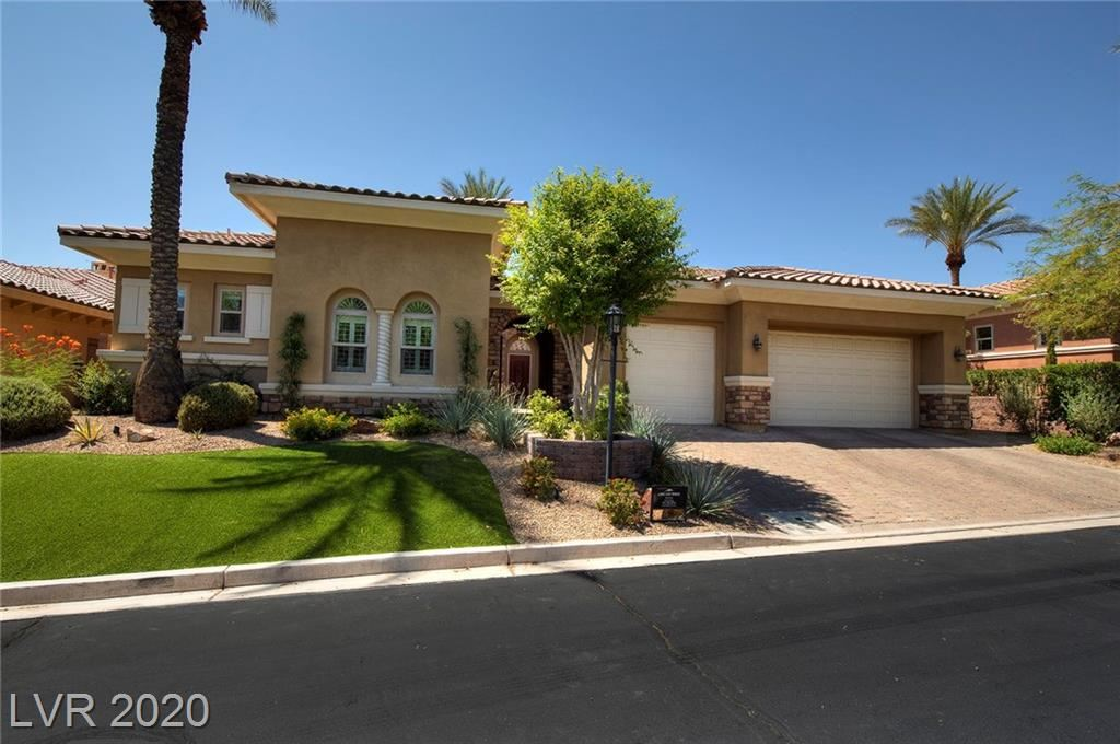 Photo of 31 Avenida Sorrento, Henderson, NV 89011 (MLS # 2226703)
