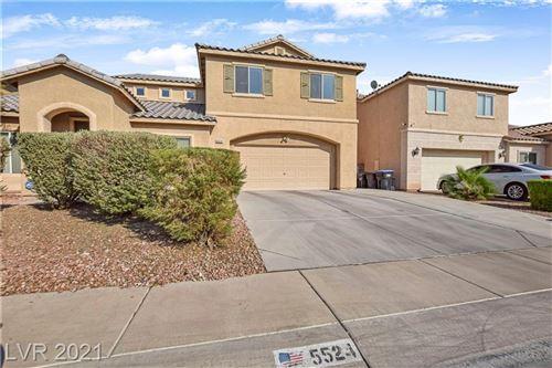 Photo of 5524 AMY LYNN Street, North Las Vegas, NV 89031 (MLS # 2334704)