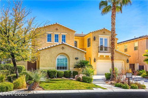 Photo of 2800 PEACEFUL GROVE Street, Las Vegas, NV 89135 (MLS # 2155705)
