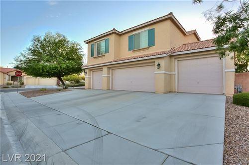 Photo of 6621 Arbor Bluff Court, North Las Vegas, NV 89084 (MLS # 2298706)