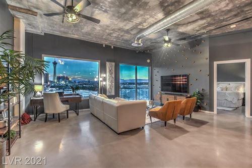 Photo of 900 Las Vegas Boulevard #711, Las Vegas, NV 89101 (MLS # 2302706)