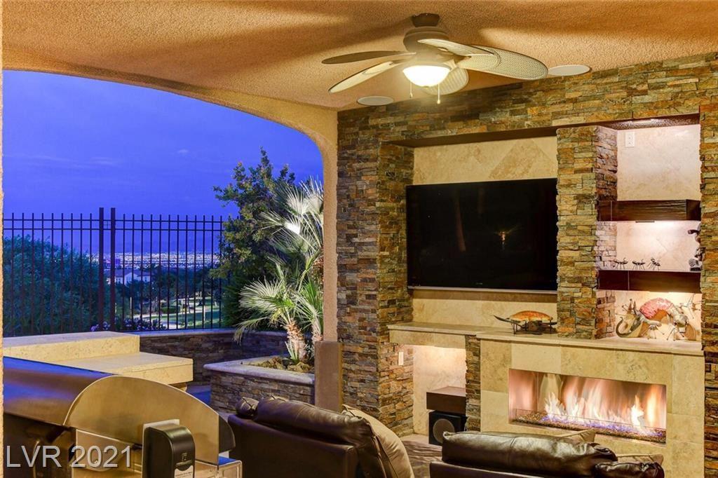 Photo of 742 Porto Mio Way, Las Vegas, NV 89138 (MLS # 2315706)