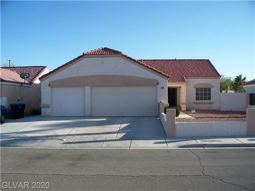Photo of 2723 CORAL CLIFFS Court, North Las Vegas, NV 89031 (MLS # 2140707)