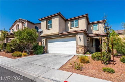 Photo of 10352 Ironwood Pass Avenue, Las Vegas, NV 89166 (MLS # 2234707)