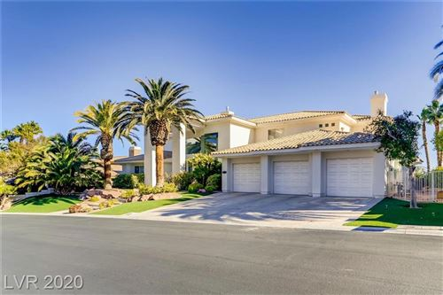 Photo of 5086 Scenic Ridge Drive, Las Vegas, NV 89148 (MLS # 2256707)