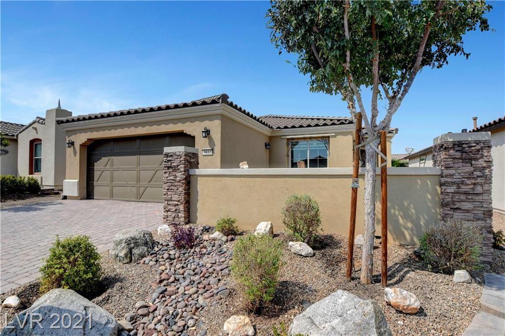 Photo of 3812 Rocklin Peak Avenue, North Las Vegas, NV 89081 (MLS # 2329707)