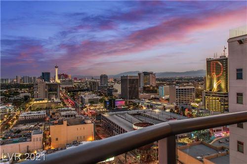 Photo of 150 Las Vegas Boulevard #2308, Las Vegas, NV 89101 (MLS # 2315708)