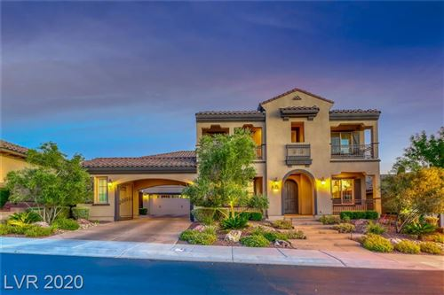 Photo of 2393 Luberon Drive, Henderson, NV 89044 (MLS # 2213710)
