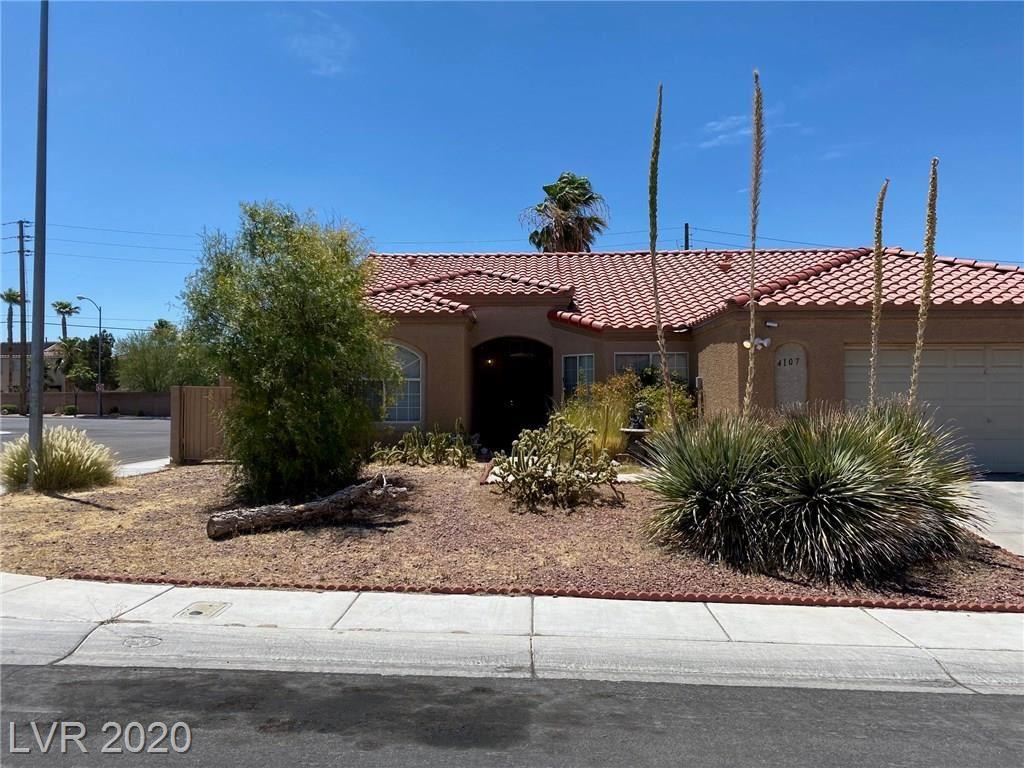 Photo of 4107 Forestville Street, North Las Vegas, NV 89032 (MLS # 2212710)