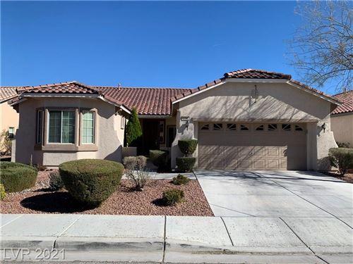 Photo of 2796 Gallant Hills Drive, Las Vegas, NV 89135 (MLS # 2273711)