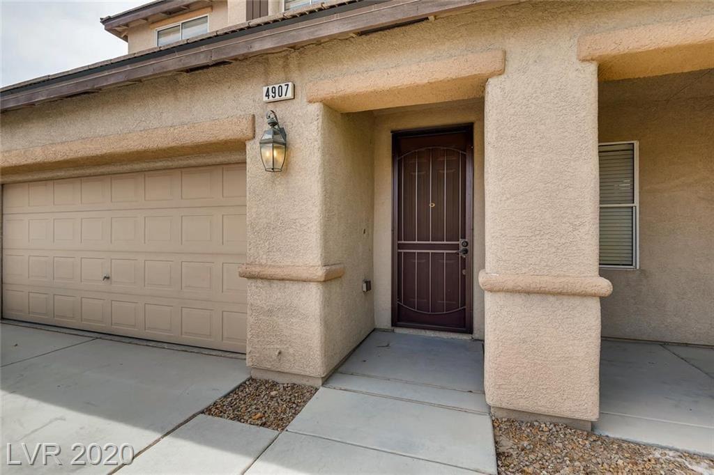 Photo of 4907 DONNA Street, North Las Vegas, NV 89081 (MLS # 2189711)