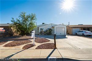 Photo of 1529 CHESTNUT Street, Henderson, NV 89011 (MLS # 2135713)