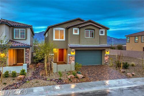 Photo of 4512 METEORA LEDGE Avenue #Lot 353, North Las Vegas, NV 89084 (MLS # 2187713)
