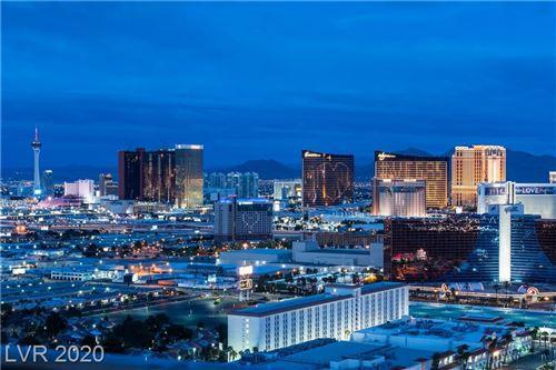 Photo of 4381 Flamingo #3202, Las Vegas, NV 89103 (MLS # 2190713)