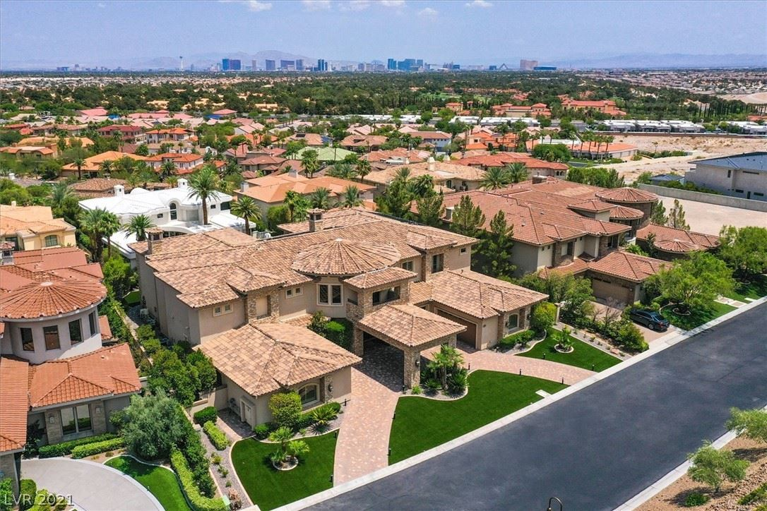Photo of 5156 Scenic Ridge Drive, Las Vegas, NV 89148 (MLS # 2316713)