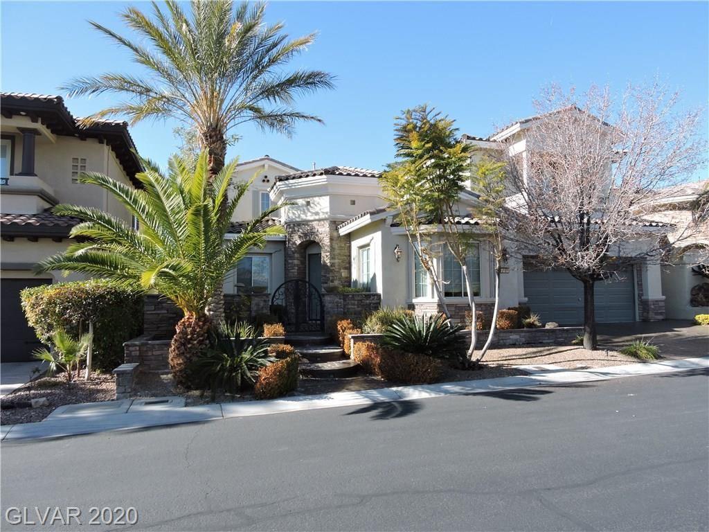 Photo of 2107 ORCHARD MIST Street, Las Vegas, NV 89135 (MLS # 2163714)