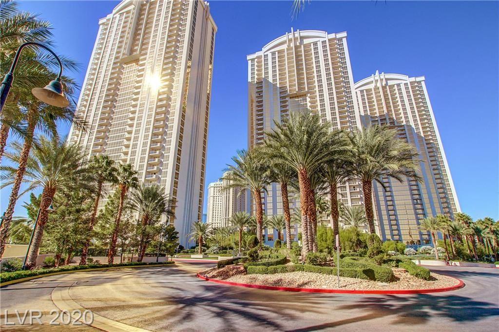 Photo of 145 East Harmon Avenue #3802, Las Vegas, NV 89109 (MLS # 2196714)