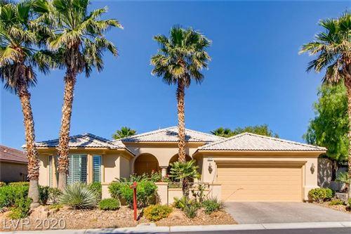 Photo of 4631 Riva De Romanza, Las Vegas, NV 89135 (MLS # 2199715)
