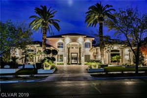 Photo of 1420 IRON HILLS Lane, Las Vegas, NV 89134 (MLS # 2099716)