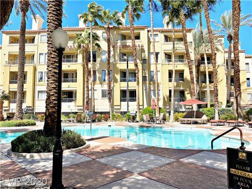 Photo of 210 East FLAMINGO Road #221, Las Vegas, NV 89169 (MLS # 2185716)