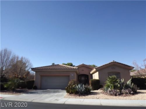 Photo of 15 FEATHER SOUND Drive, Henderson, NV 89052 (MLS # 2200717)